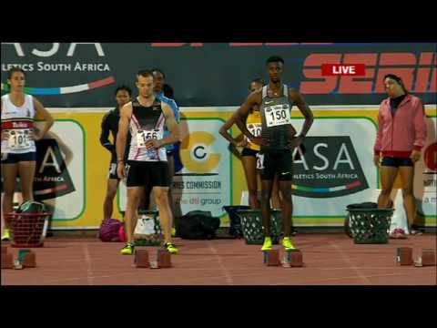 Athletics SA hosts last 4th leg elite track and field series