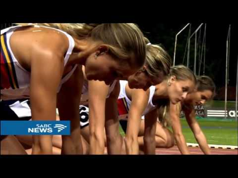 Athletics SA Speed Series in Bloemfontein
